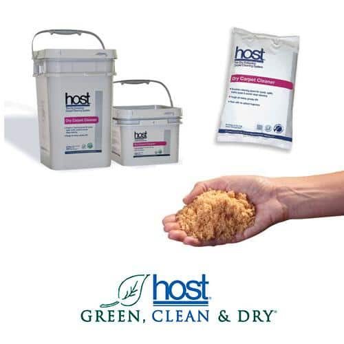 Host Dry Carpet Cleaning System