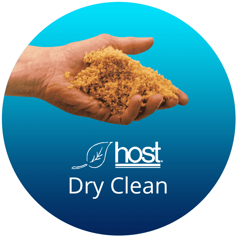 Host Dry Carpet Cleaning Services